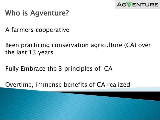 Jason Kamunya Agventure Ltd Conservation Agriculture
