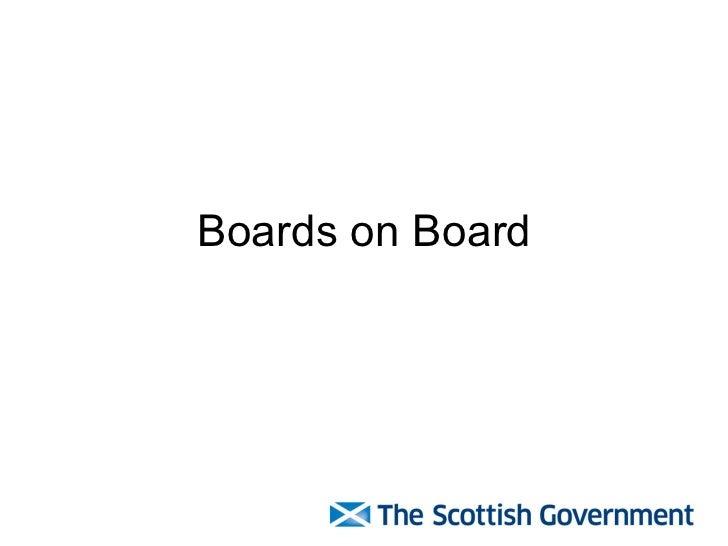 Boards on Board