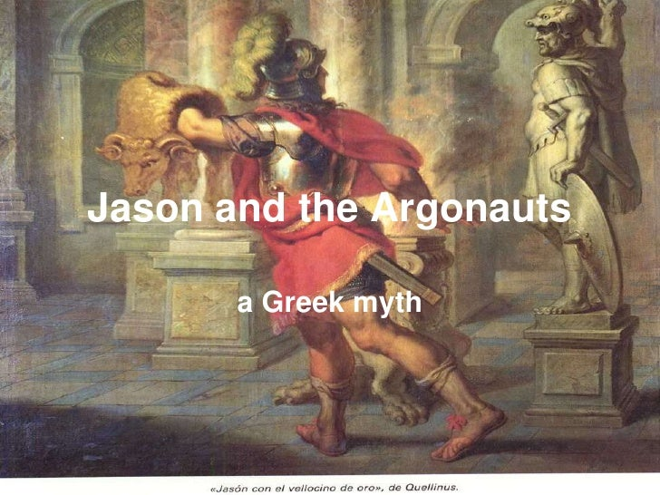 Jason and the Argonauts<br />a Greek myth<br />