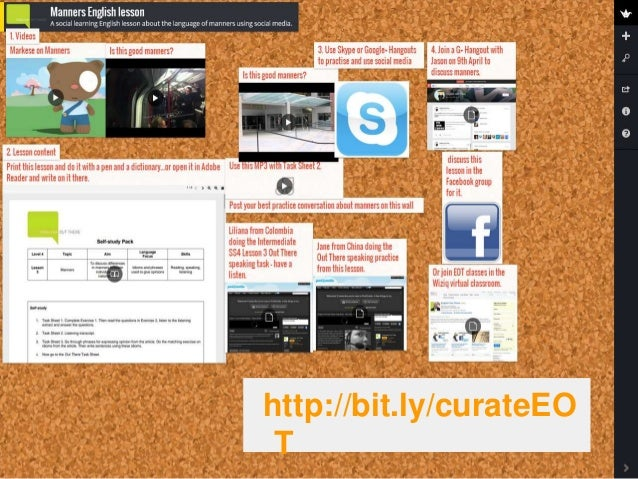 http://bit.ly/curateEO T