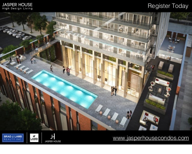 Jasper House Condos In Edmonton High Design Living