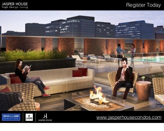 Jasper house condos in edmonton high design living for Jasper house