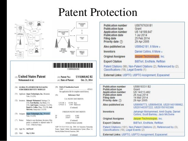 Patent Protection 48
