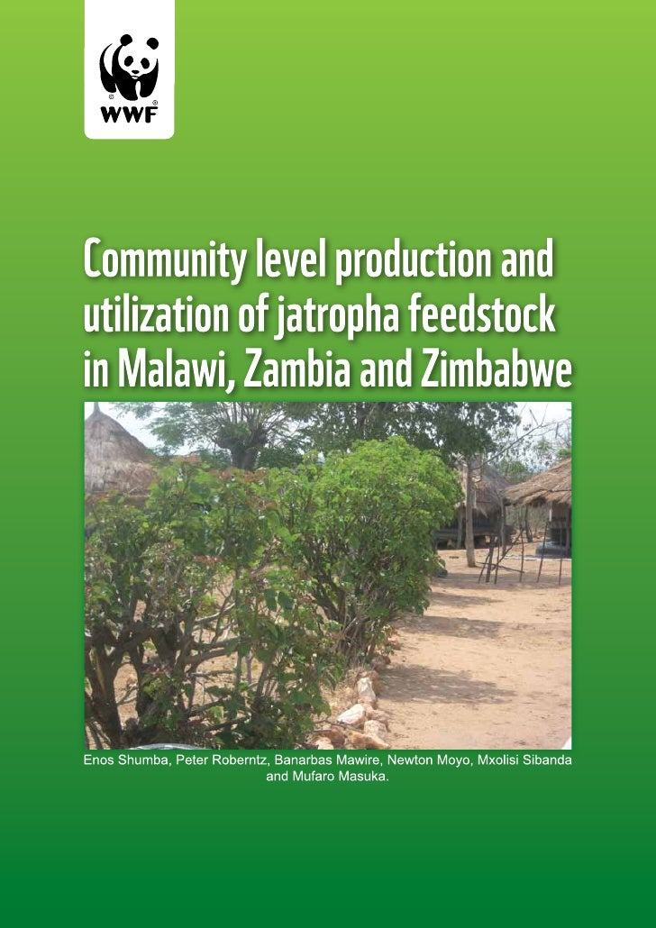 Published April 2011 by WWF-World Wide Fund For Nature(Formerly World Wildlife Fund) Harare, Zimbabwe. AnyReproduction in ...