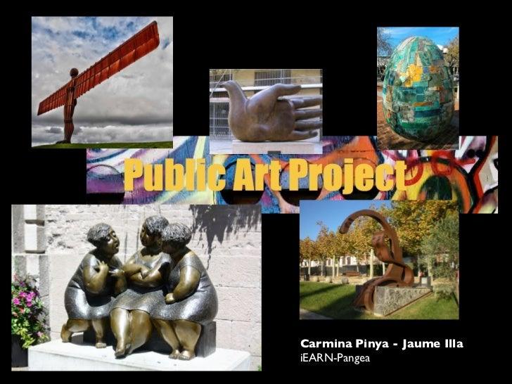 Carmina Pinya - Jaume IllaiEARN-Pangea