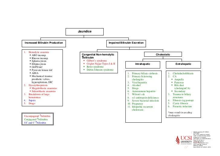 JaundiceIncreased Bilirubin Production                              Impaired Bilirubin Excretion1.   Hemolytic anaemia    ...