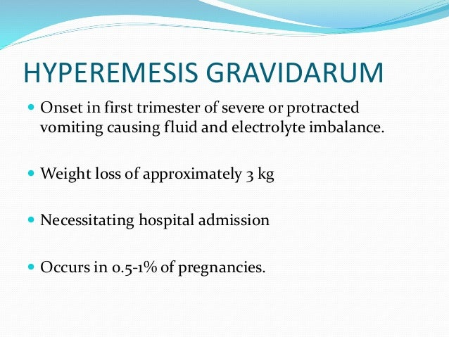 Protracted pregnancy