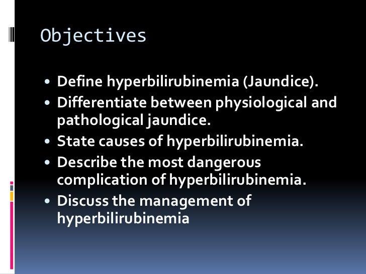 Jaundice presentation Slide 2