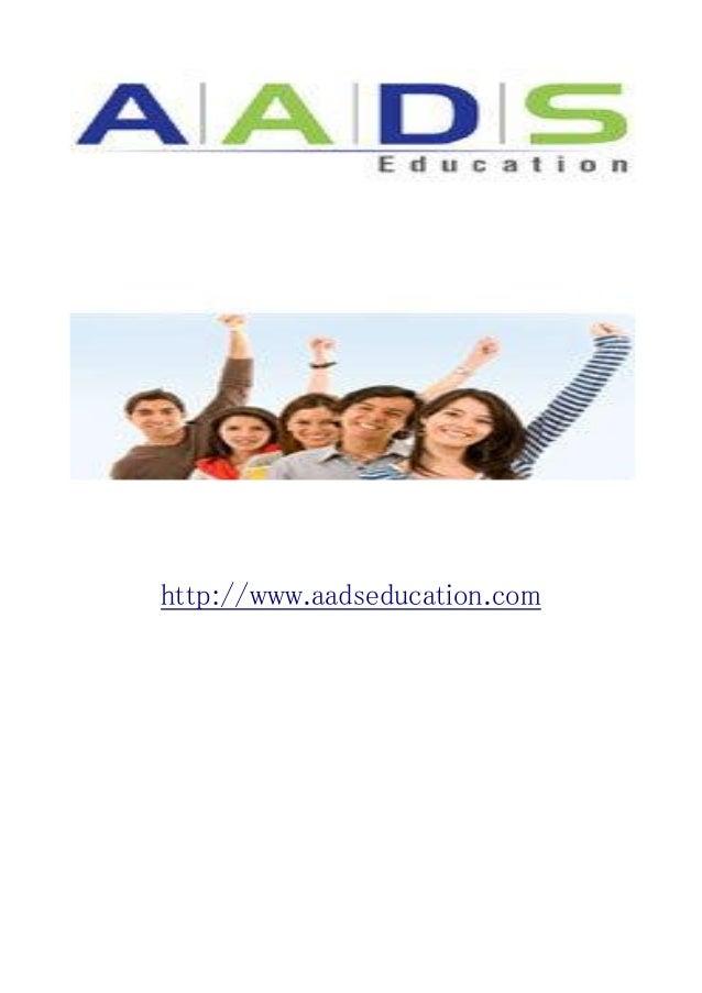 http://www.aadseducation.com