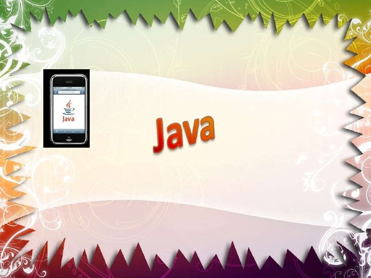 Java<br />