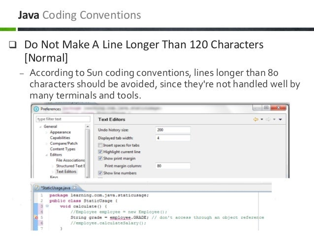 php conventions and coding style Coding conventions are a set of guidelines for a specific programming language that recommend programming style, practices, and methods for each aspect of a program.