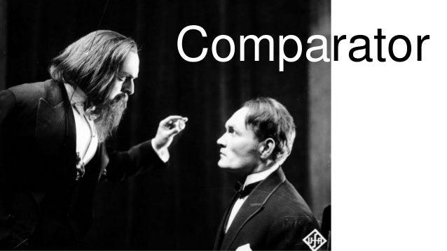 @JosePaumard#50new8 Comparator ! enum NaturalOrderComparator implements Comparator<Comparable<Object>> { INSTANCE; public ...