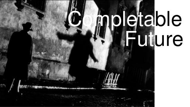 @JosePaumard#50new8 CompletableFuture thenCompose : composition de tâches dans le futur CompletableFuture<List<Image>> cf ...
