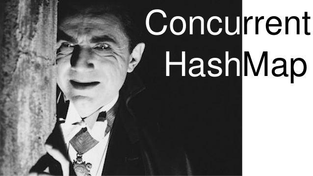 @JosePaumard#50new8 ConcurrentHashMap 6000 lignes de code 54 classes membre Pour info : 58 classes dans java.util.concurre...