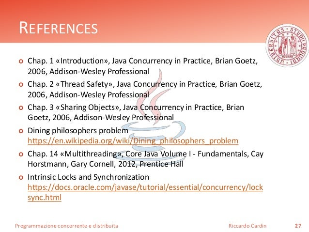 java concurrency in practice 2006 pdf