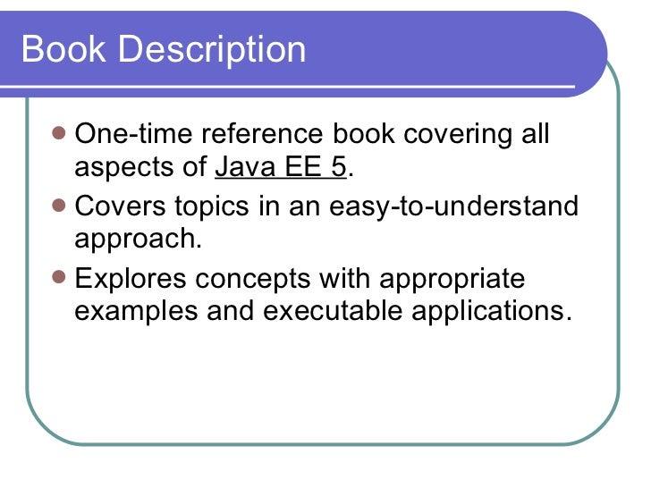 Java Server Programming Java Ee5 Black Book Platinum Ed