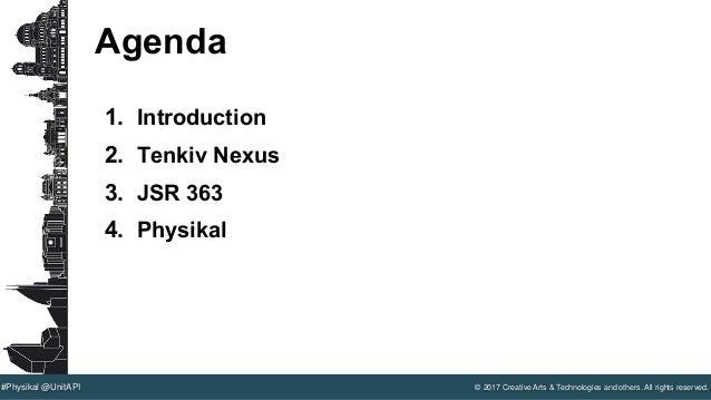 Physikal - JSR 363 and Kotlin for Clean Energy - Java2Days 2017 Slide 2