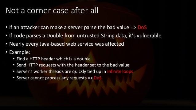 java2days) The Anatomy of Java Vulnerabilities