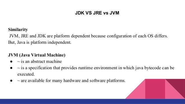 Java Memory Descreption