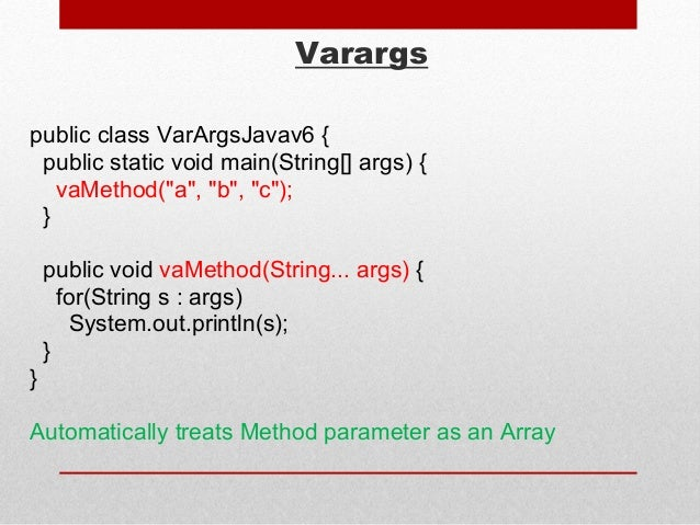 Java Dynamic Array Example Code