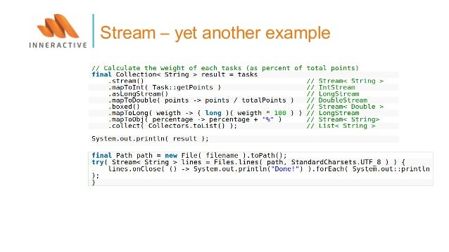 whats new in java 8