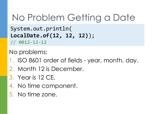 Java 8 date time in Perth