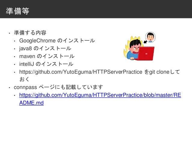 Java8でhttpサーバを実装してみた Slide 2