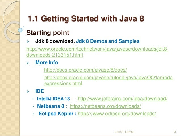 Java 8 lambdas expressions
