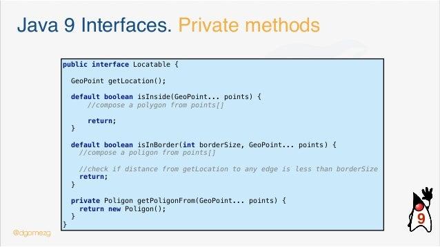 Java9 Beyond Modularity - Java 9 más allá de la modularidad