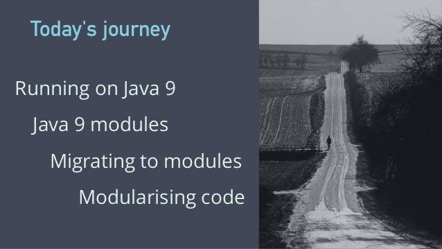 Classpath migration problems ‣ Unresolved platform modules ‣ (Ab)use of platform internals