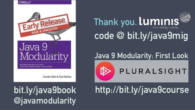 Migrating to Java 9 Modules