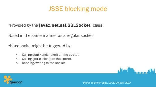 Java 9 Security Enhancements in Practice