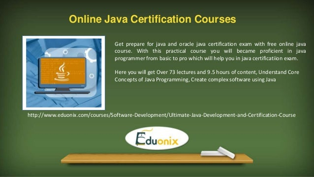 Complete Courses on Java and Javascript