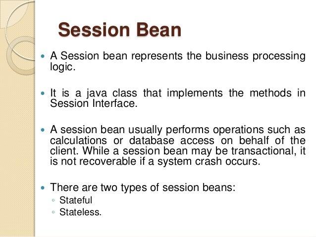 Java bean