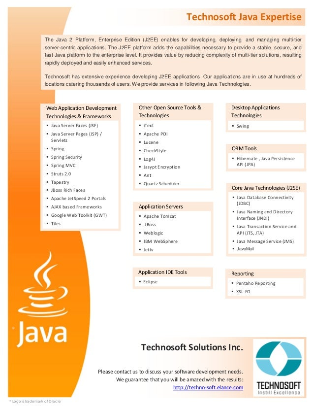 java technologies essay Technologies and products oracle to related knowledge and skills on candidates certifies program certification oracle the a on based java web services essay.