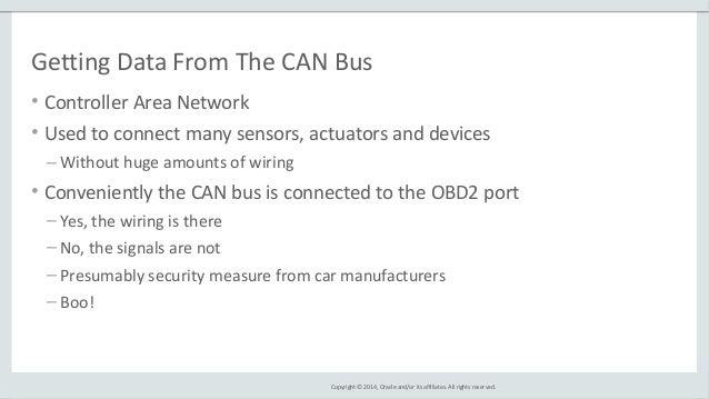 Cars and Computers: Building a Java Carputer