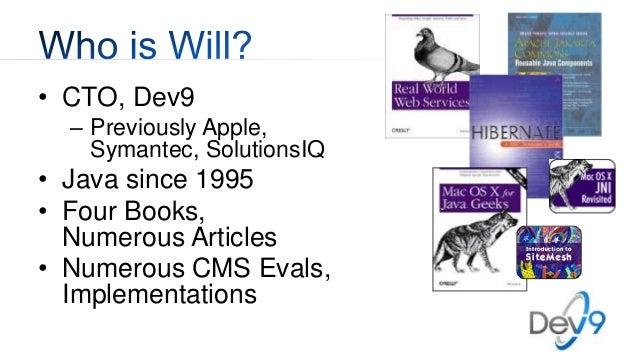 Java CMS 2015 Slide 3