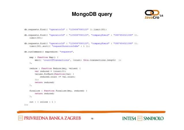 MongoDB query 16