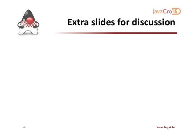 JavaCro'15 - Java Certification