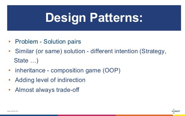 Concurrency Design Patterns In Java