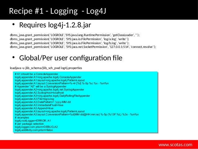 log4j-1.2.8.jar