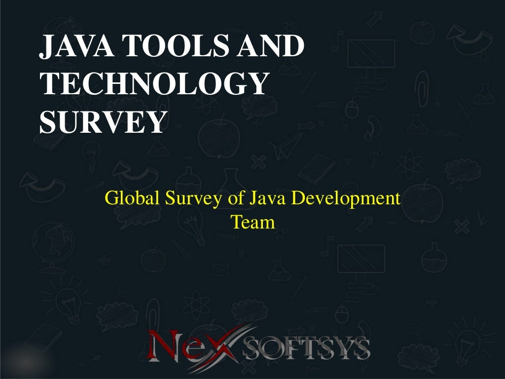 Java web and application development services