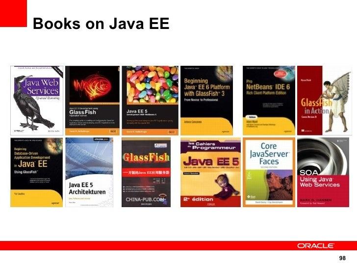 Books on Java EE                        98