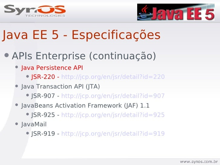 javabeans activation framework api