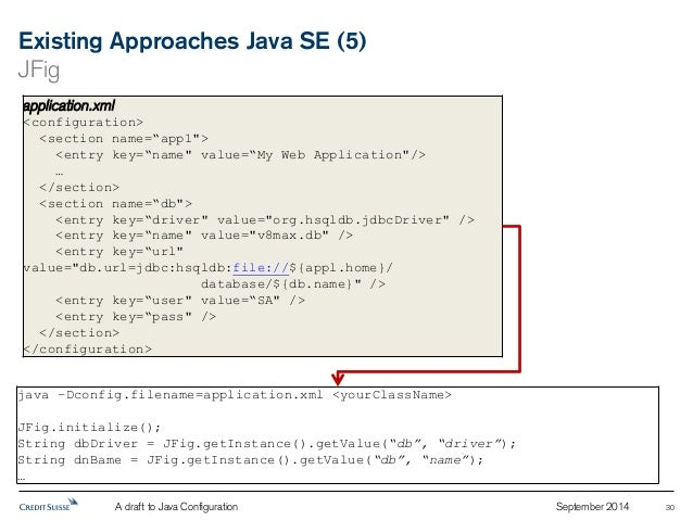 embed hsqldb in java application on class