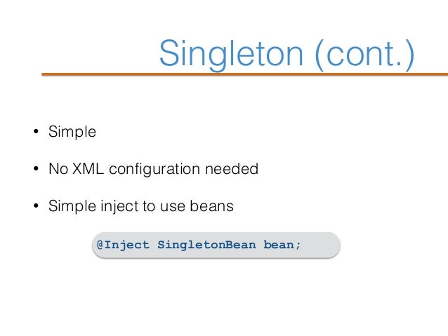 how to create a thread safe singleton class in java
