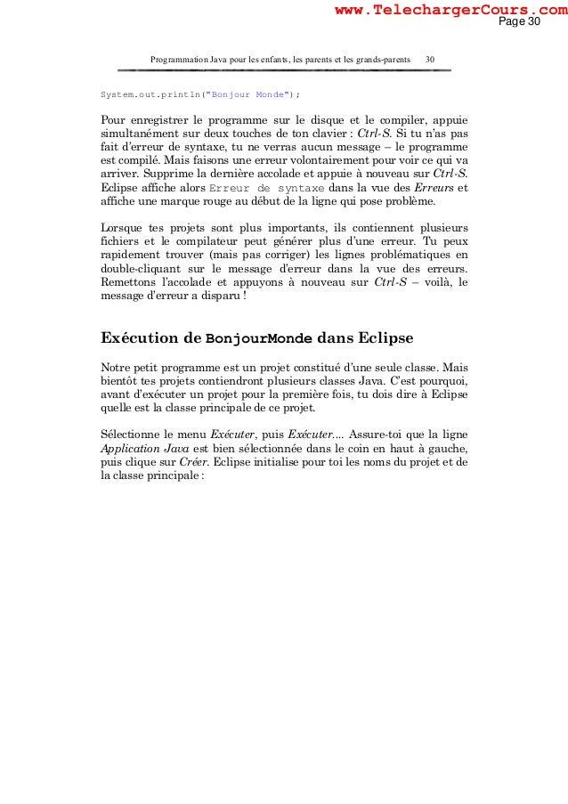 programmation java pour les nuls pdf