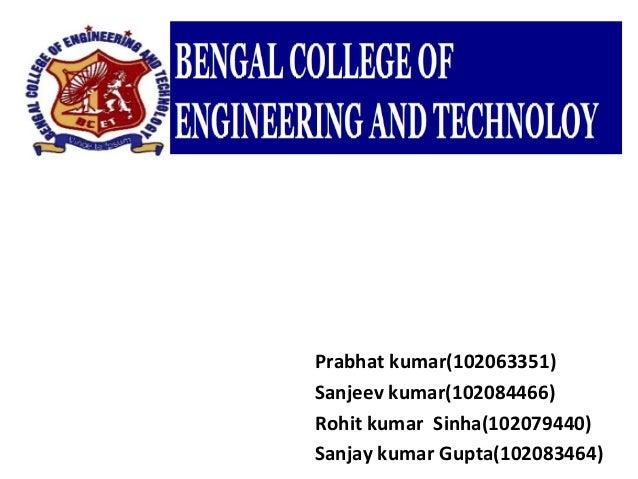 Prabhat kumar(102063351) Sanjeev kumar(102084466) Rohit kumar Sinha(102079440) Sanjay kumar Gupta(102083464)