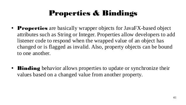 JavaFX in Action Part I