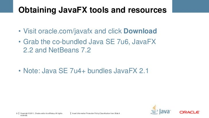 JavaFX 2 - A Java Developer's Guide (San Antonio JUG Version)